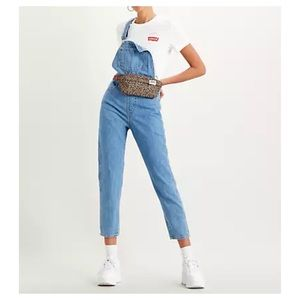 Levi's NWT Tapered Overalls Size 29 Sold Out